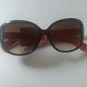 Juicy Couture Creamsicle Sunglasses